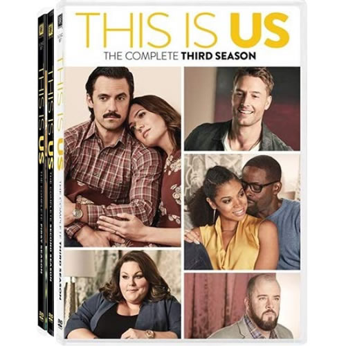This is Us Complete Series 1-3 DVD ON SALE (15-Disc 2020)
