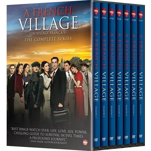 A French Village Complete Series DVD ON SALE (26-Disc 2020)