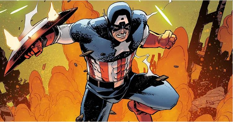 Captain America Once Did Battle With Nazi Transformers