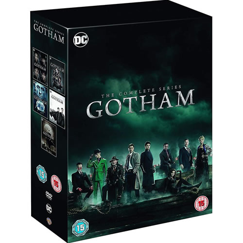 Gotham Complete Series DVD ON SALE (26-Disc 2020)