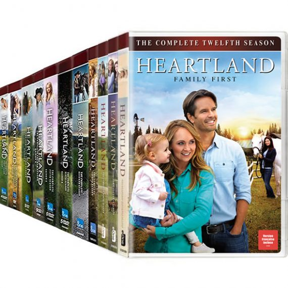 Heartland Complete Series 1-12 DVD ON SALE (59-Disc 2020)