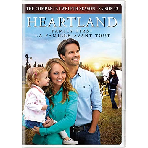 Heartland Season 12 DVD ON SALE (5-Disc 2020)