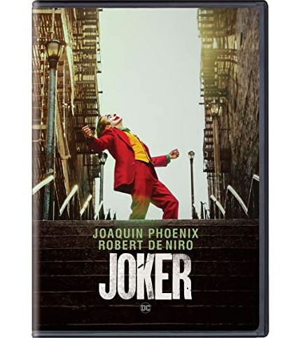 Joker DVD ON SALE