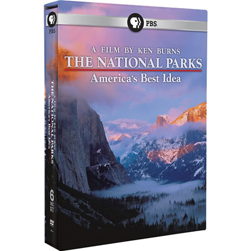 Ken Burns: The National Parks - Americas Best Idea DVD ON SALE