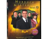 Murdoch Mysteries Season 13 DVD ON SALE (4-Disc 2020)