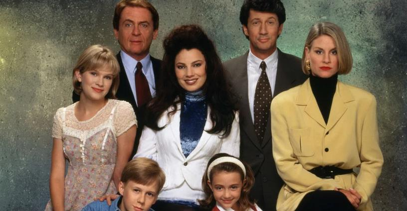The Nanny Cast & Character Guide