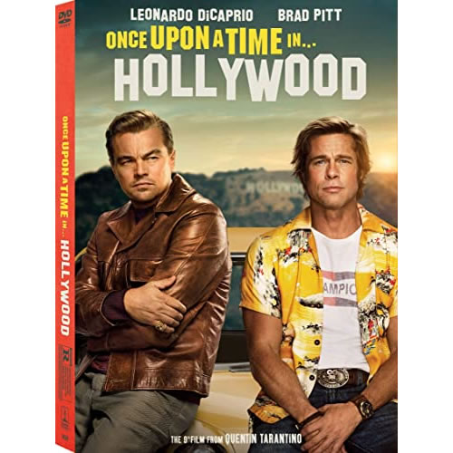 Once upon a Time in Hollywood DVD ON SALE