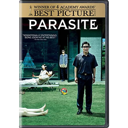 Parasite DVD ON SALE