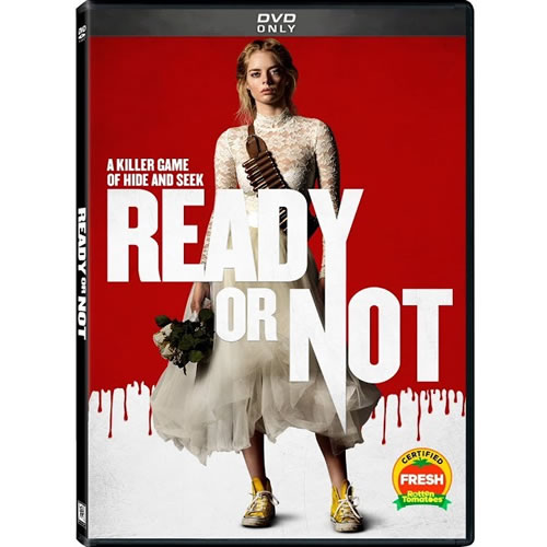 Ready or Not DVD ON SALE