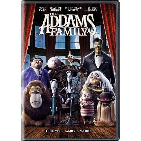 The Addams Family DVD ON SALE