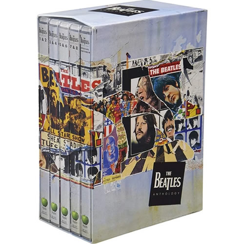 The Beatles Anthology DVD ON SALE