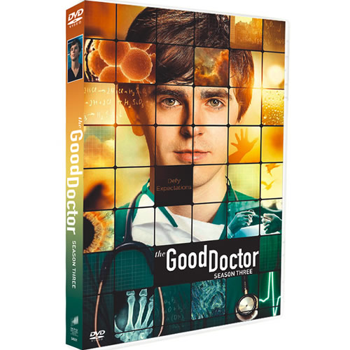 The Good Doctor Season 3 DVD ON SALE (4-Disc 2020)