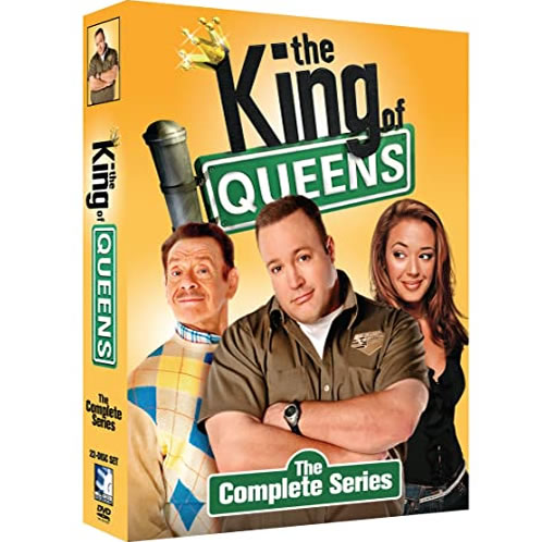The King of Queens Complete Series DVD ON SALE (26-Disc 2020)