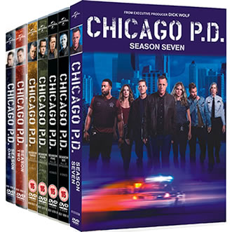 Chicago PD Complete Series 1-7 DVD ON SALE (39-Disc 2020)