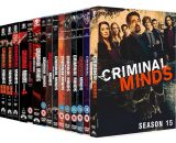 Criminal Minds Complete Series 1-15 DVD ON SALE (86-Disc 2020)