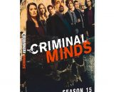 Criminal Minds Season 15 DVD ON SALE (4-Disc 2020)