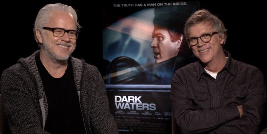 Tim Robbins and Todd Haynes Interview: Dark Waters