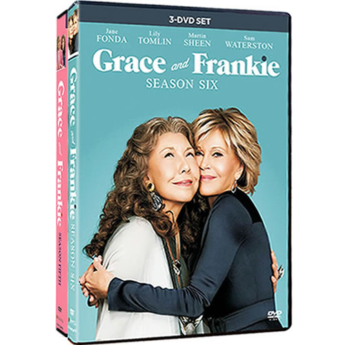 Grace And Frankie Complete Series 5-6 DVD ON SALE (7-Disc 2020)