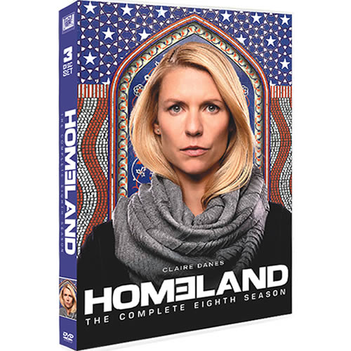 Homeland Season 8 DVD ON SALE (3-Disc 2020)