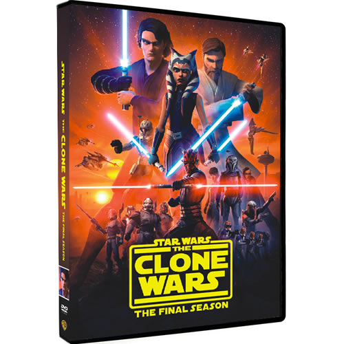 Star Wars: The Clone Wars Season 7 DVD ON SALE (3-Disc 2020)