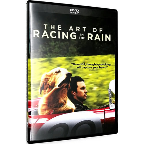 The Art of Racing in the Rain DVD ON SALE