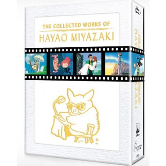 The Collected Works of Hayao Miyazaki (Blu-Ray) DVD ON SALE (12-Disc 2020)