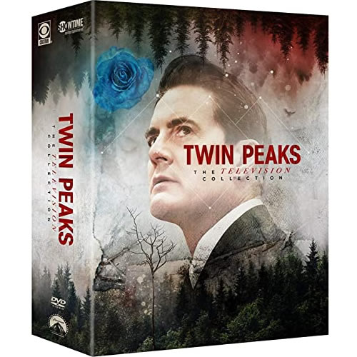 Twin Peaks: The Television Collection DVD ON SALE