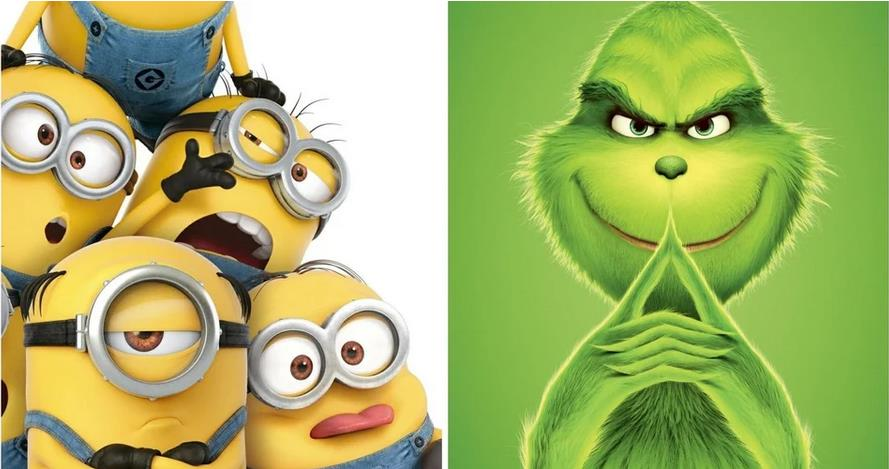 Universal Pictures: The 10 Highest-Grossing Animated Films Of All Time (According To Box Office Mojo)