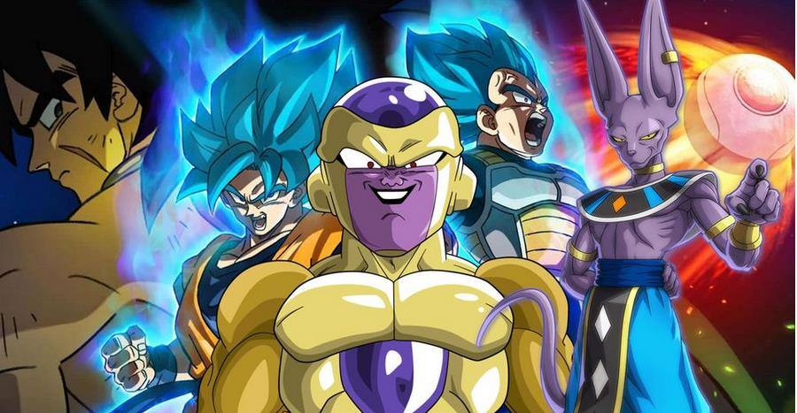 How Dragon Ball Super: Broly's Massive Box Office Compares To Previous Movies