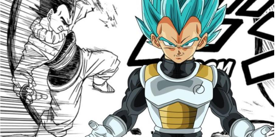 Dragon Ball Super: Vegeta Officially Learns One Of Goku's Most Famous Techniques