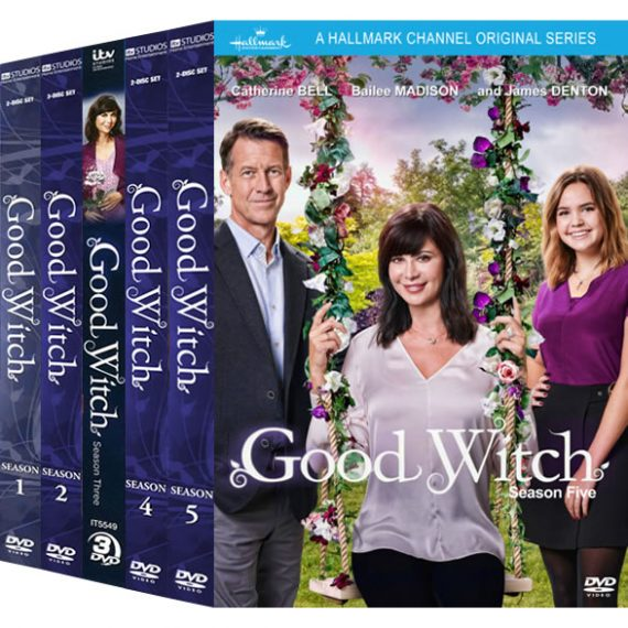 Good Witch Complete Series 1-5 DVD ON SALE (12-Disc 2020)