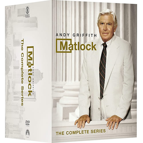 Matlock Complete Series DVD ON SALE (52-Disc 2020)