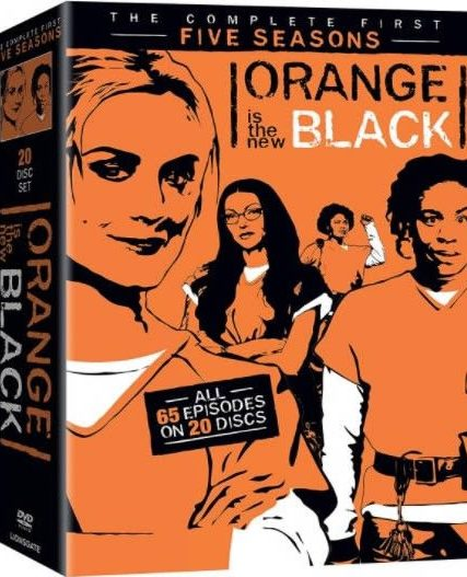 Orange Is The New Black Complete Series 1-5 DVD ON SALE (20-Disc 2020)