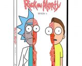 Rick and Morty Season 4 DVD ON SALE (2-Disc 2019)