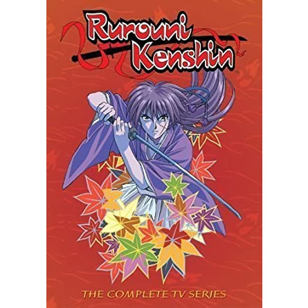 Rurouni Kenshin Complete Series DVD ON SALE (22-Disc 2020)