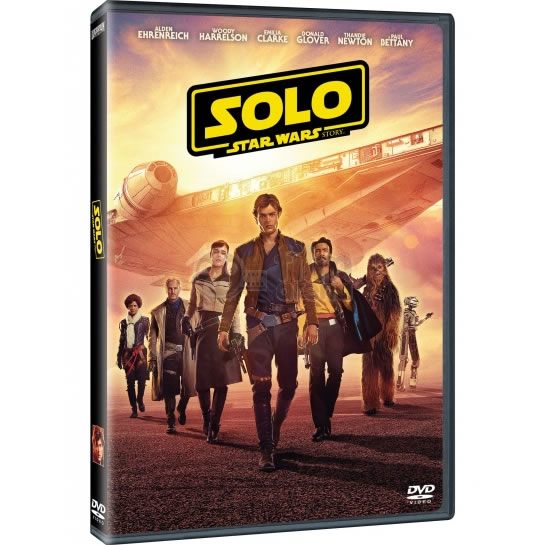 Solo: A Star Wars Story DVD ON SALE