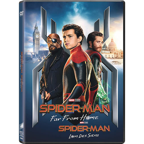 Spider-Man: Far from Home DVD ON SALE