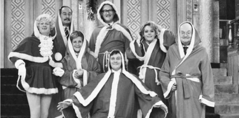 10 Things You Didn't Know About The Cast of Are You Being Served