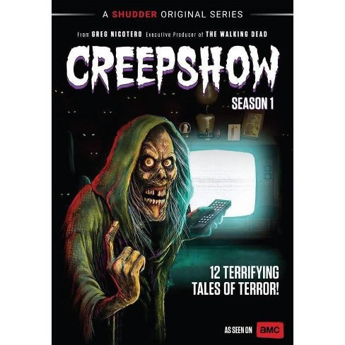 Creepshow Season 1 DVD ON SALE (3-Disc 2020)