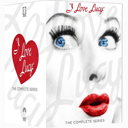 I Love Lucy Complete Series DVD ON SALE (34-Disc 2020)