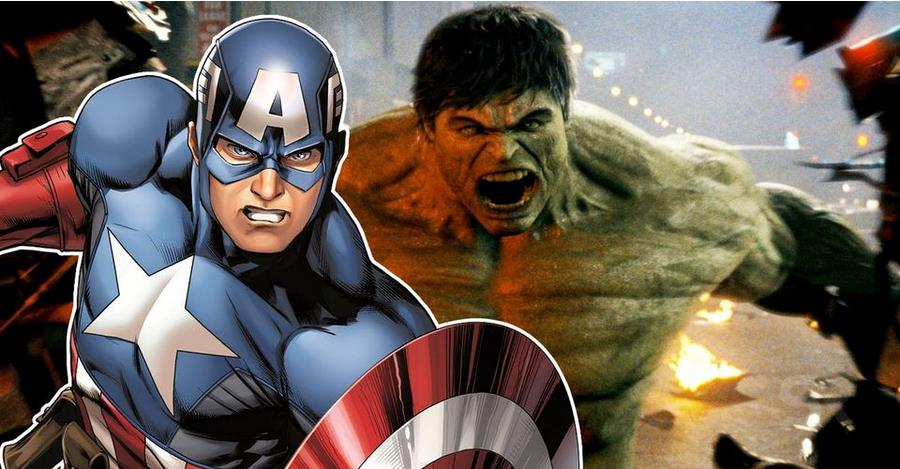 The Incredible Hulk Has A Captain America Easter Egg You Missed