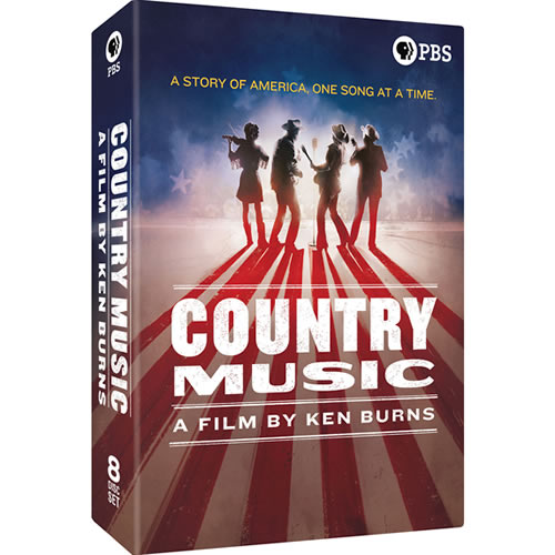Ken Burns: Country Music DVD ON SALE