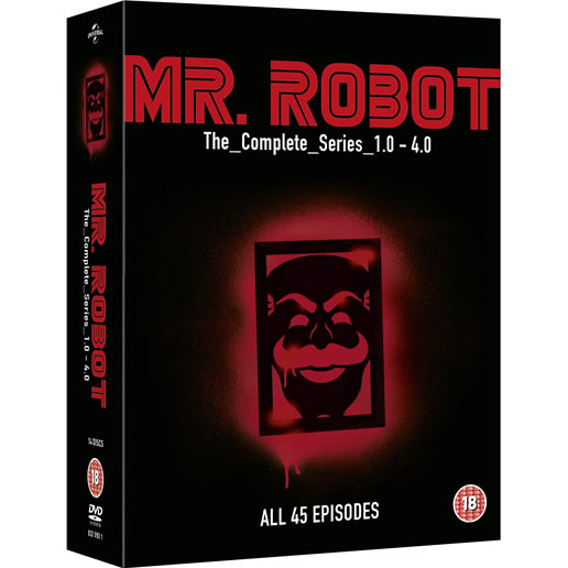 Mr. Robot Complete Series DVD ON SALE (14-Disc 2020)