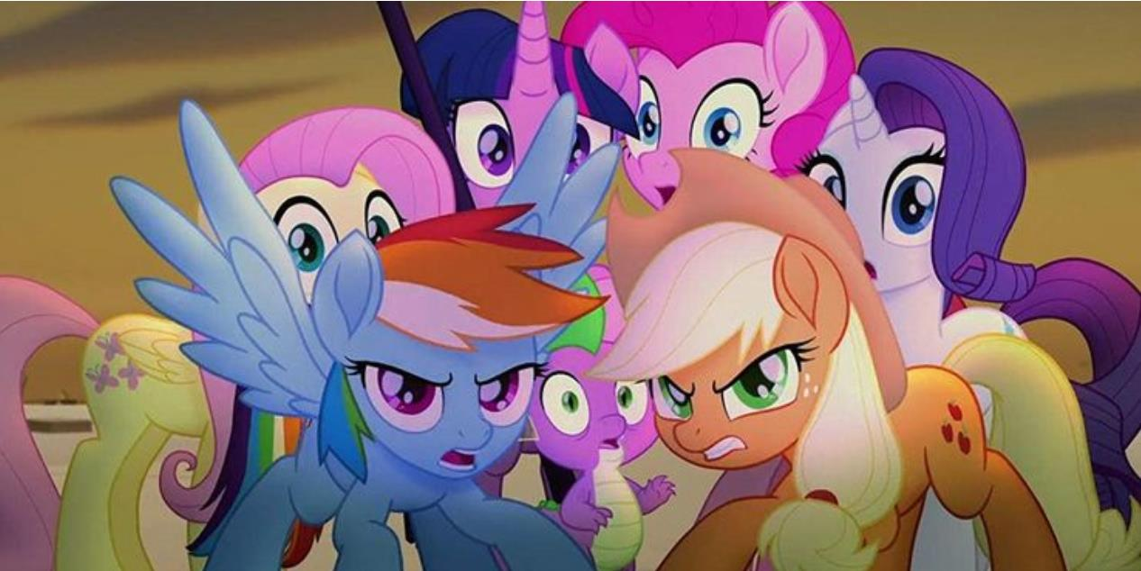 10 Behind-The-Scenes Details The My Little Pony Movie Blu Ray Reveals
