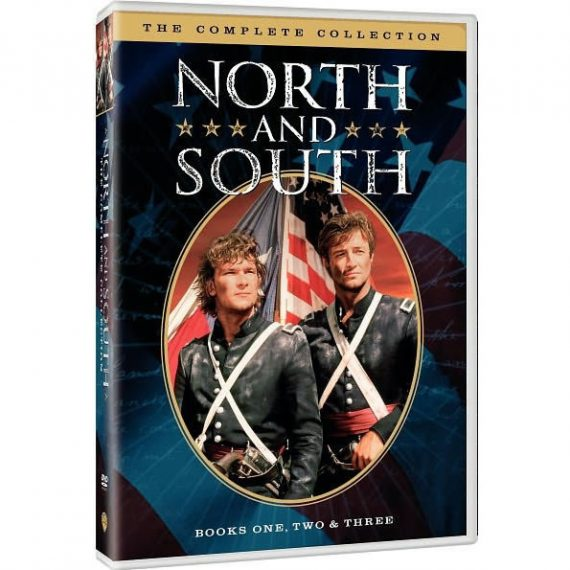 North and South Complete Series DVD ON SALE (8-Disc 2020)