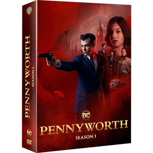 Pennyworth Season 1 DVD ON SALE (3-Disc 2020)
