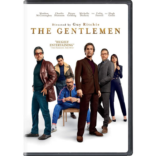 The Gentlemen DVD ON SALE