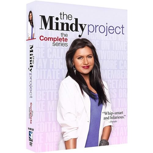 The Mindy Project Complete Series DVD ON SALE (10-Disc 2020)