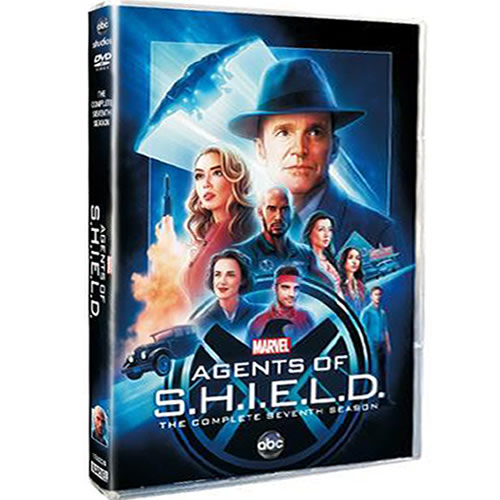 Agents of SHIELD Season 7 DVD ON SALE (3-Disc 2020)