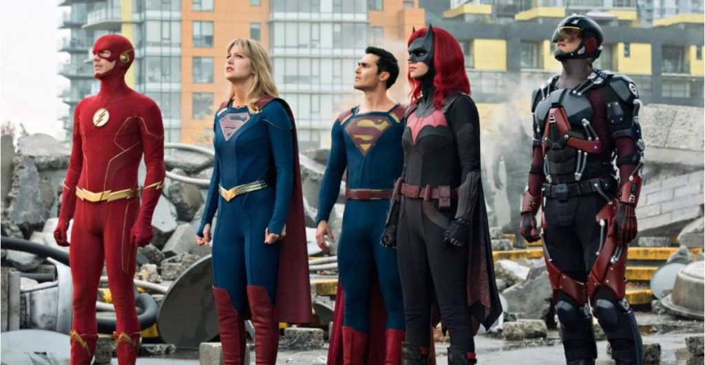 Original Arrowverse Plan Didn't Include The Multiverse Or Crisis
